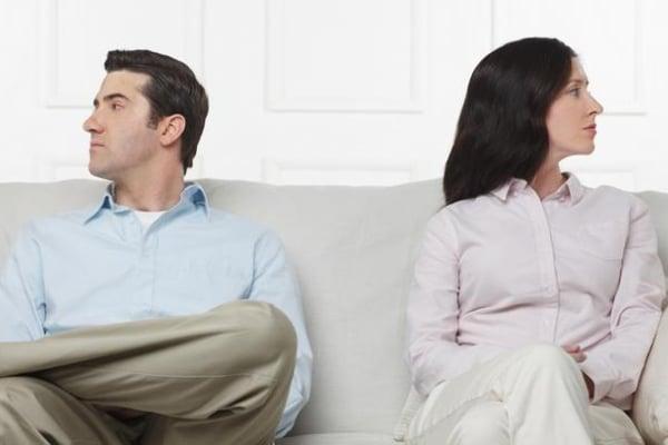 Corte y divorcio