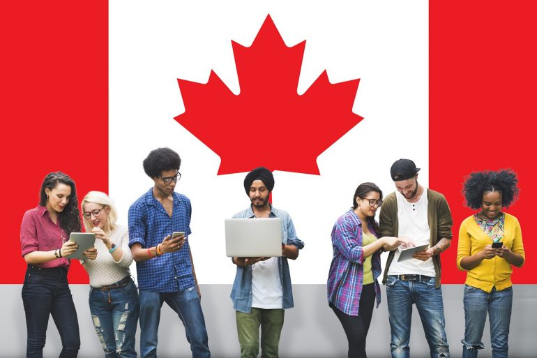 Visa de estudiante de Canadá
